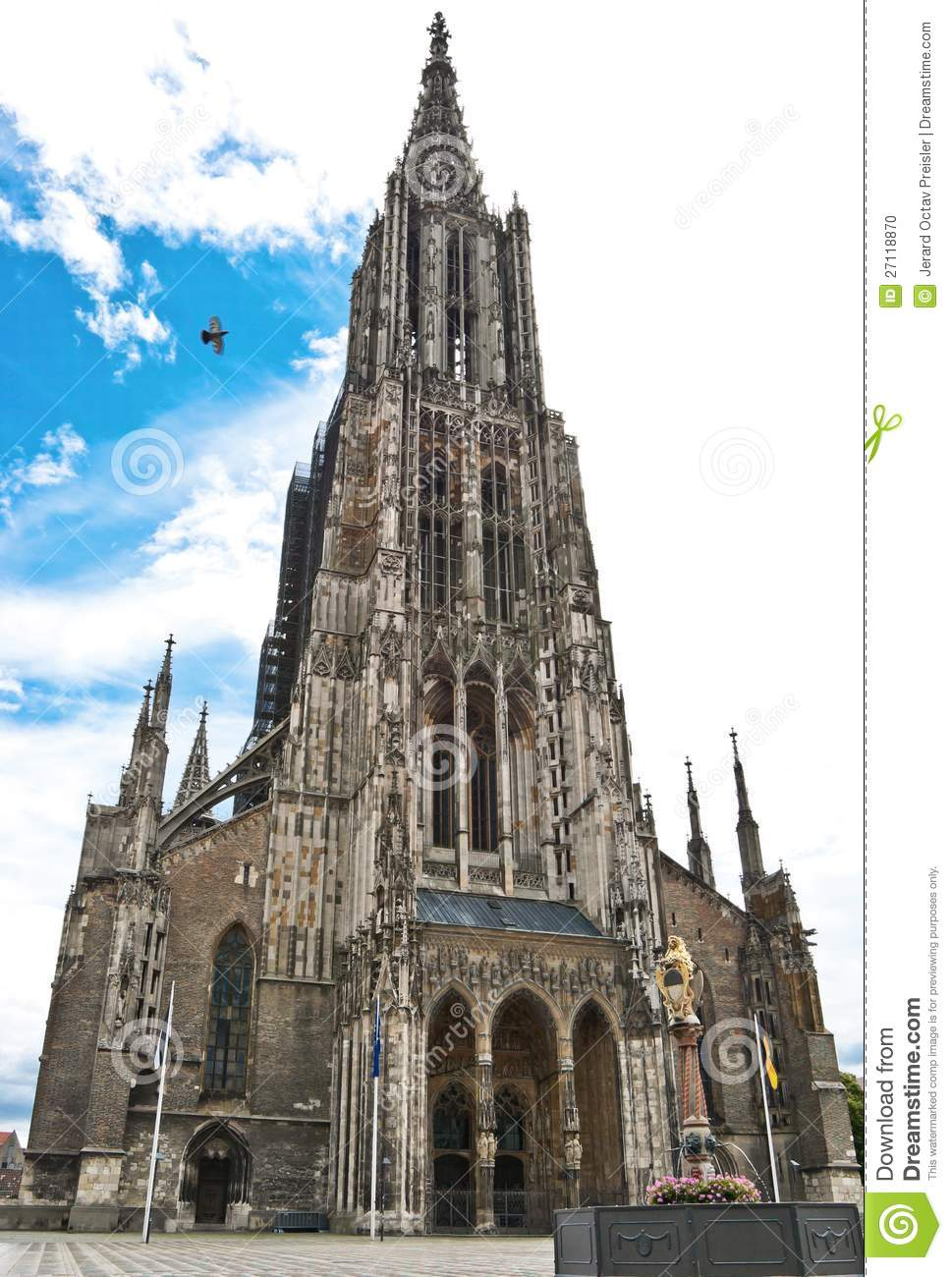 Ulm Minster (German: Ulmer Munster) is a Lutheran church located in ...