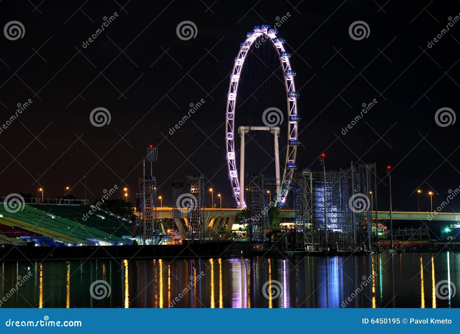 Ulotka Singapore
