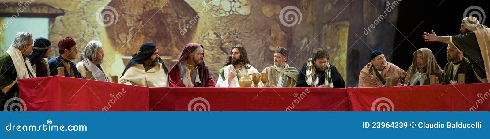 Ultima cena di Jesus