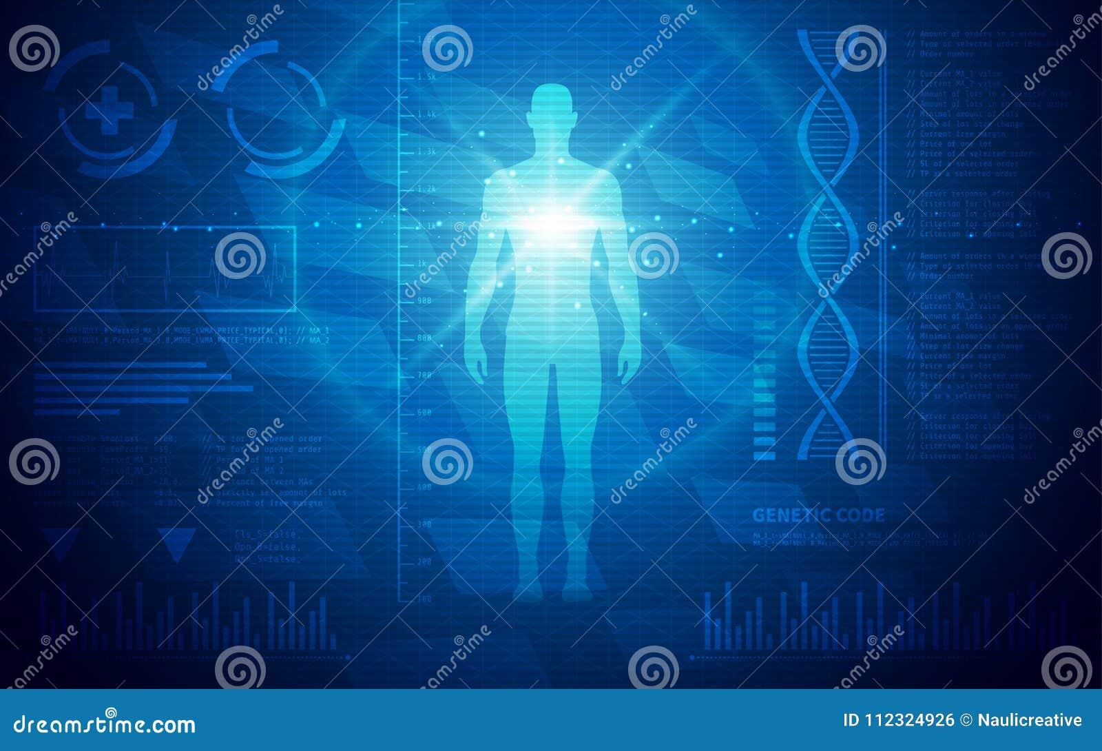 Ultra Menschliche Anatomie-medizinische Tapete HD-Zusammenfassung ...