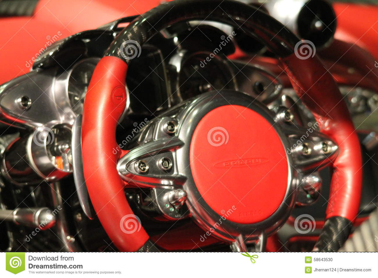 Ultra Modern Steering Wheel Editorial Image Image Of Exotic