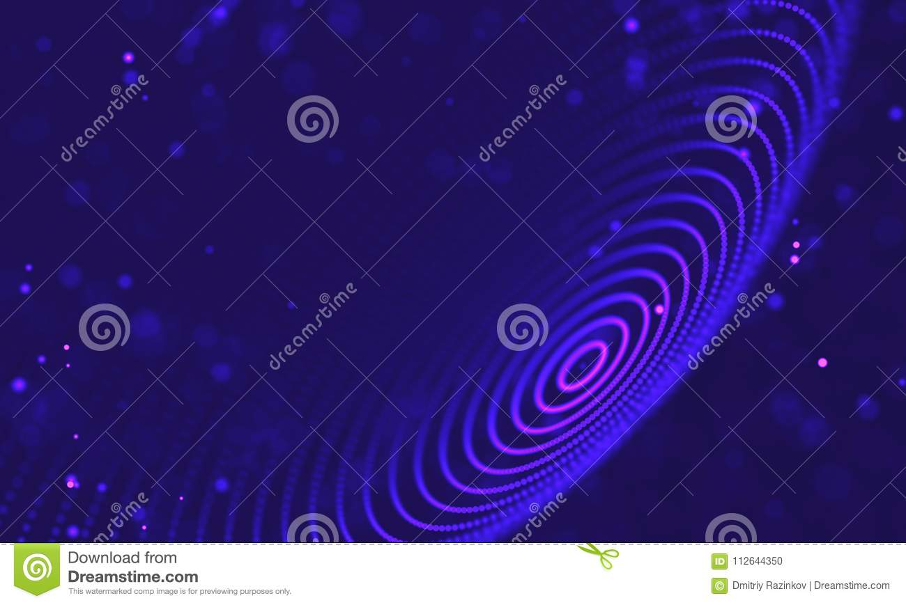 Ultra Violet Galaxy Background  Space Background