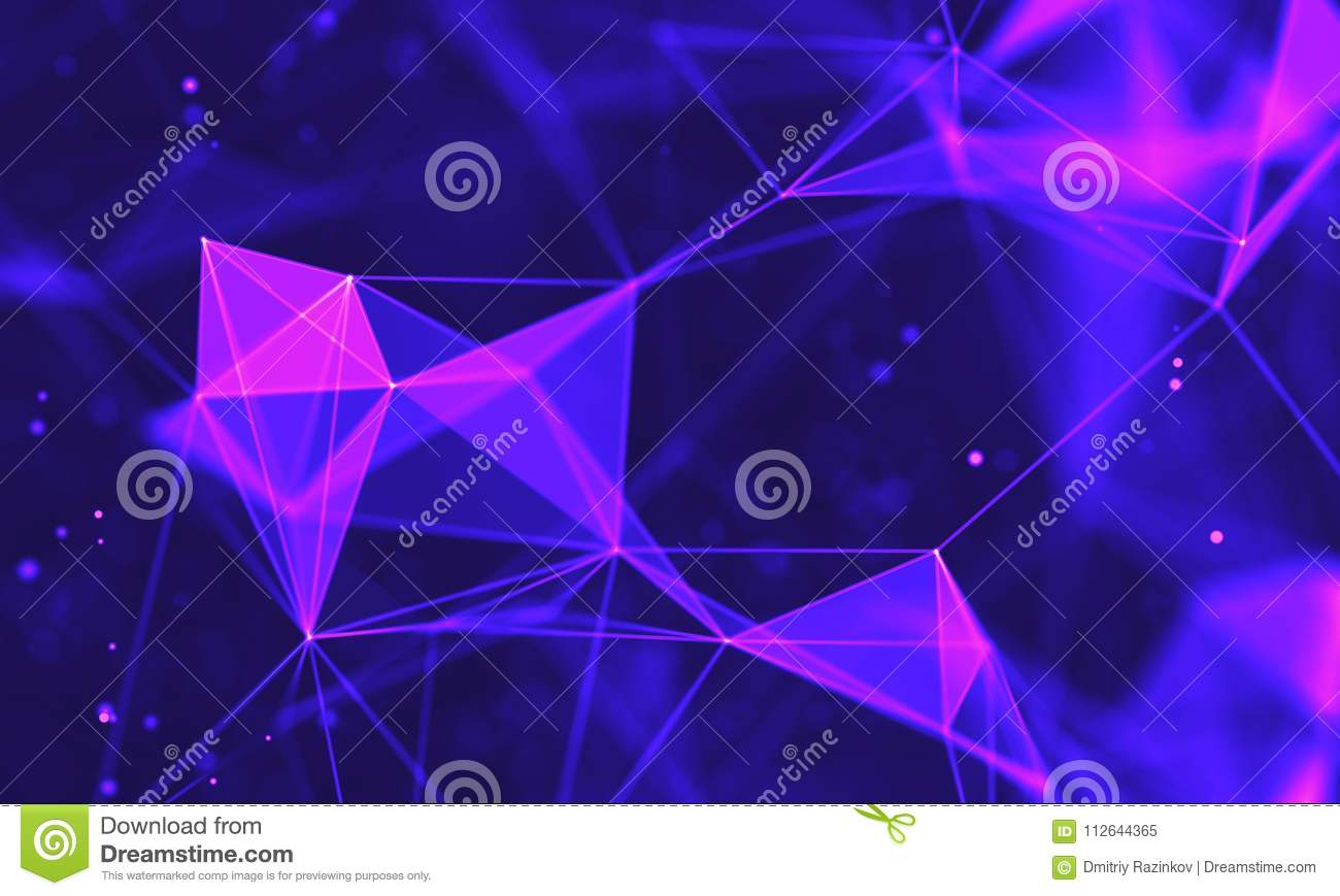 ultra violet galaxy background. space background illustration