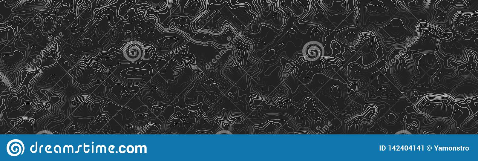 Ultra Wide Wallpaper Abstract Vector Background Stock Vector