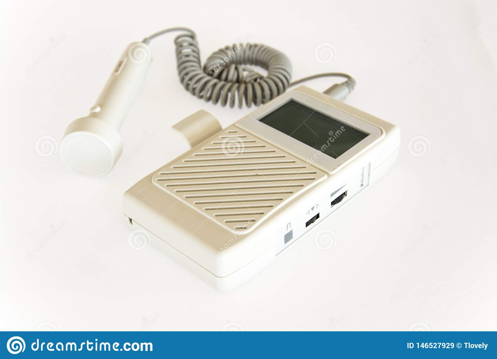 Ultrasonic investigation medical device for diagnostics  Hospital equipment