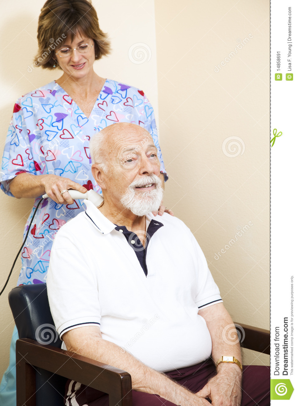 Ultrasound Therapy Relief