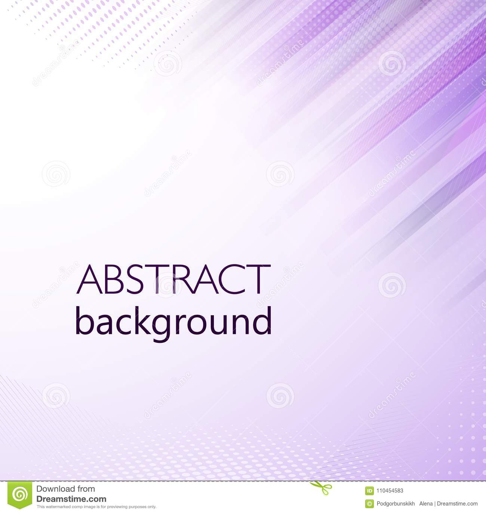 Ultraviolett glödande linje vektorabstrakt begreppbakgrund i färg av året 2018 Halvton- och banddesignmall för