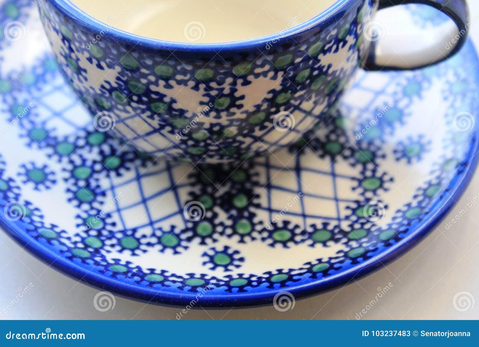 Um copo para o chá