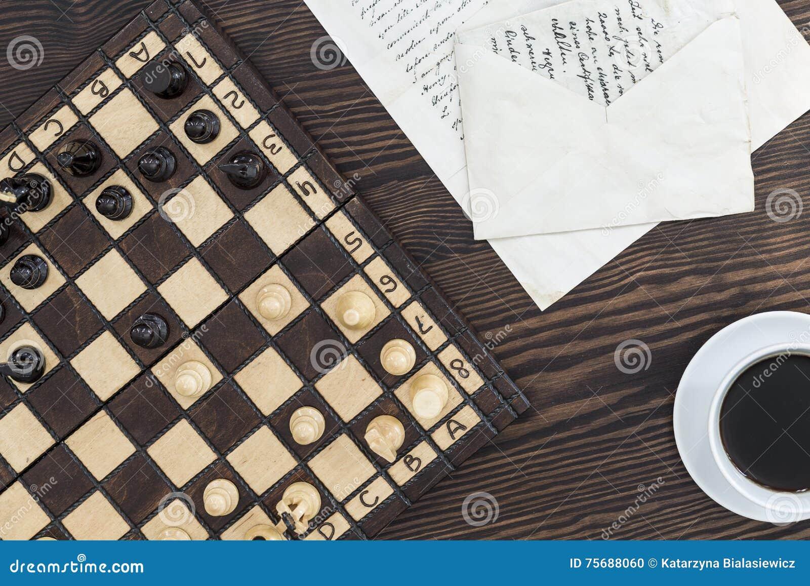 Um fósforo sem checkmate