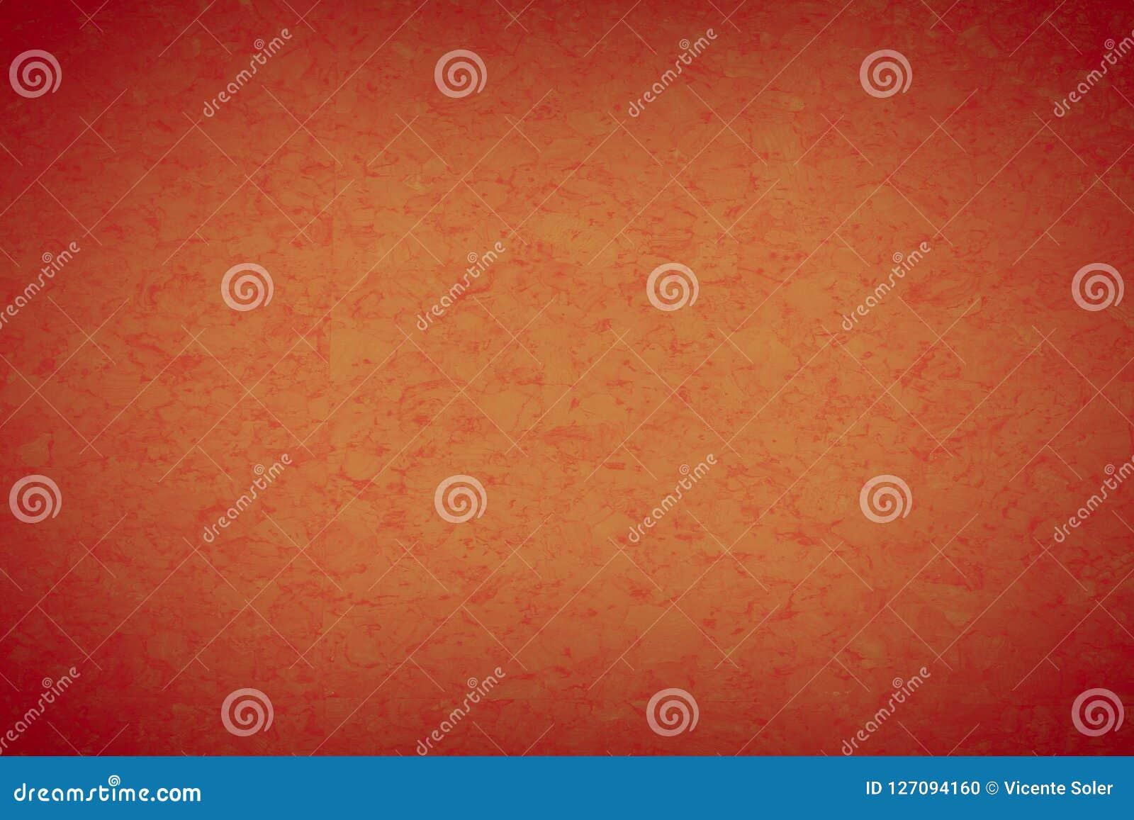 Um fundo abstrato de uma cor alaranjada