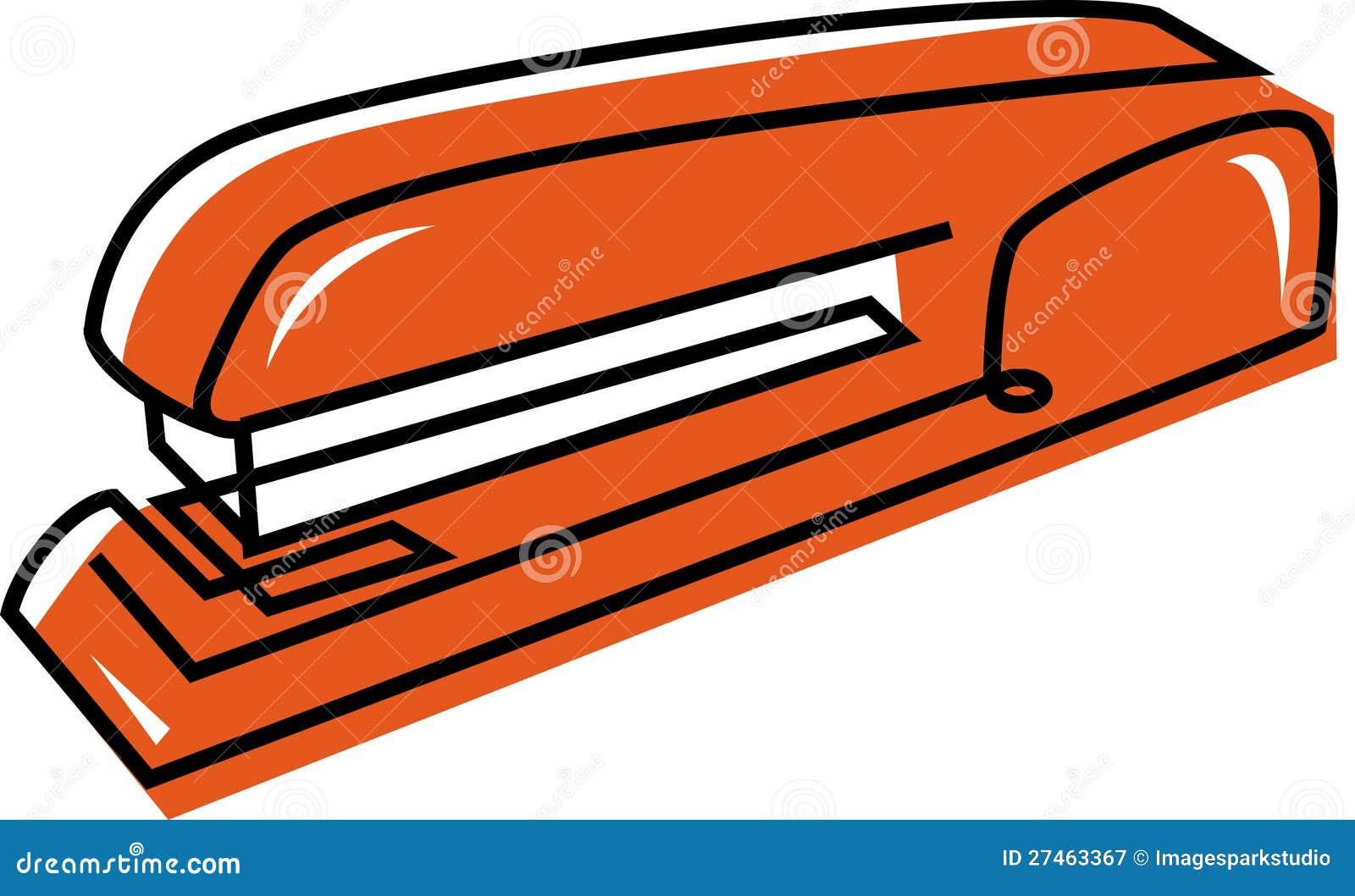 Um grampeador