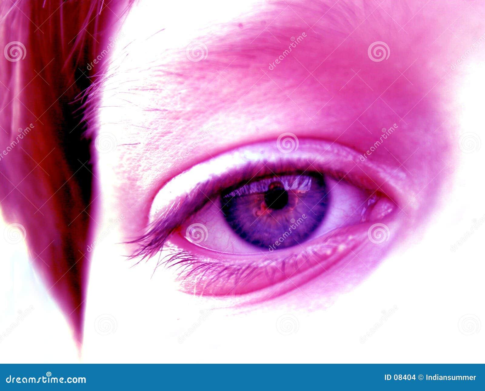Um olho
