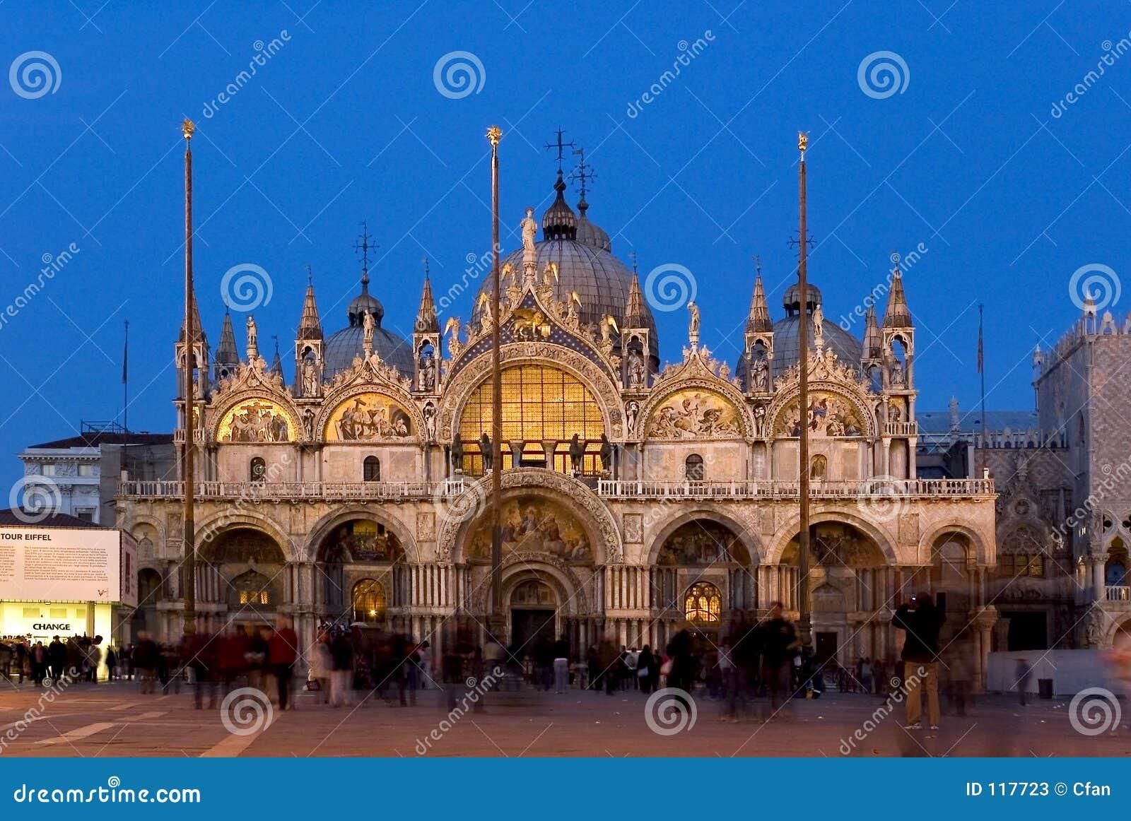 Um San Marco, Venedig