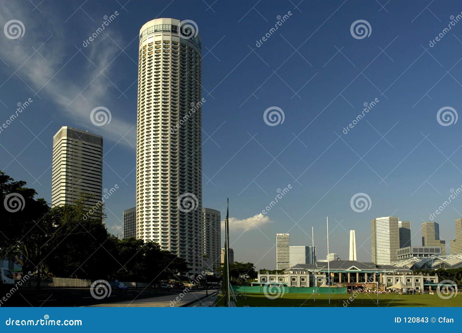 Um Singapur-Serie