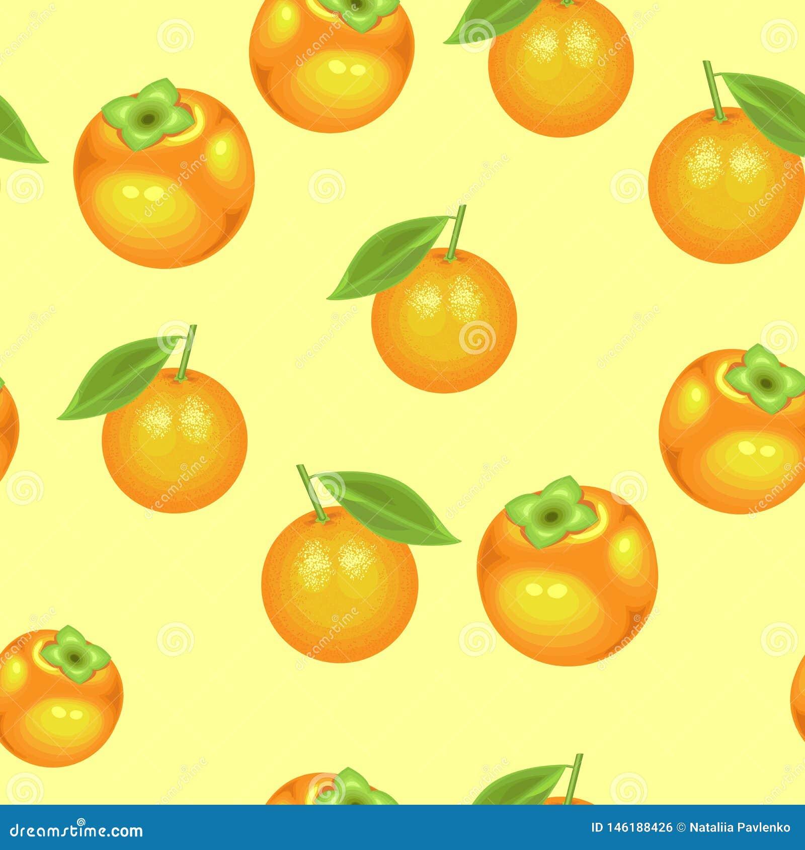 Um teste padr?o extravagante Fruto bonito maduro Apropriado como o papel de parede na cozinha, como um fundo para produtos de emp