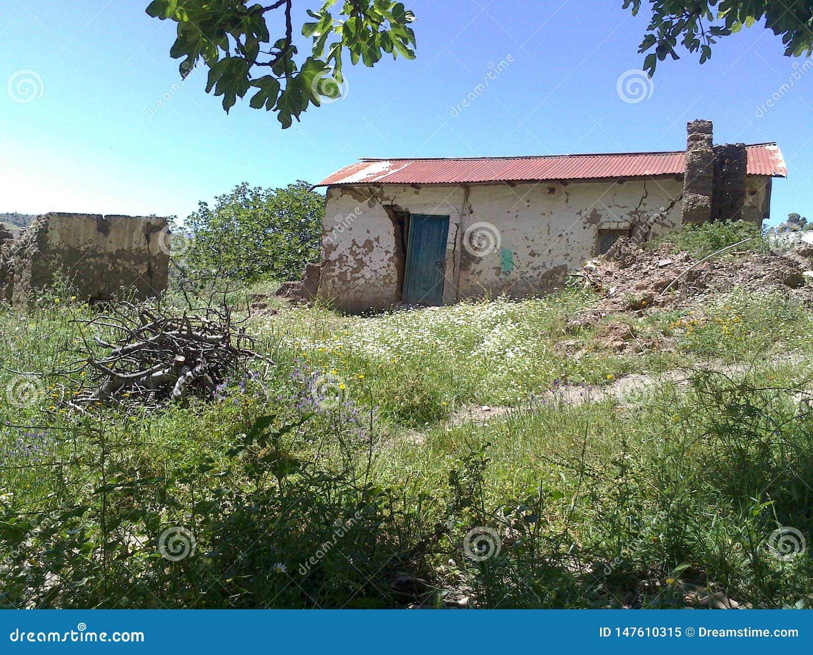 Uma casa velha