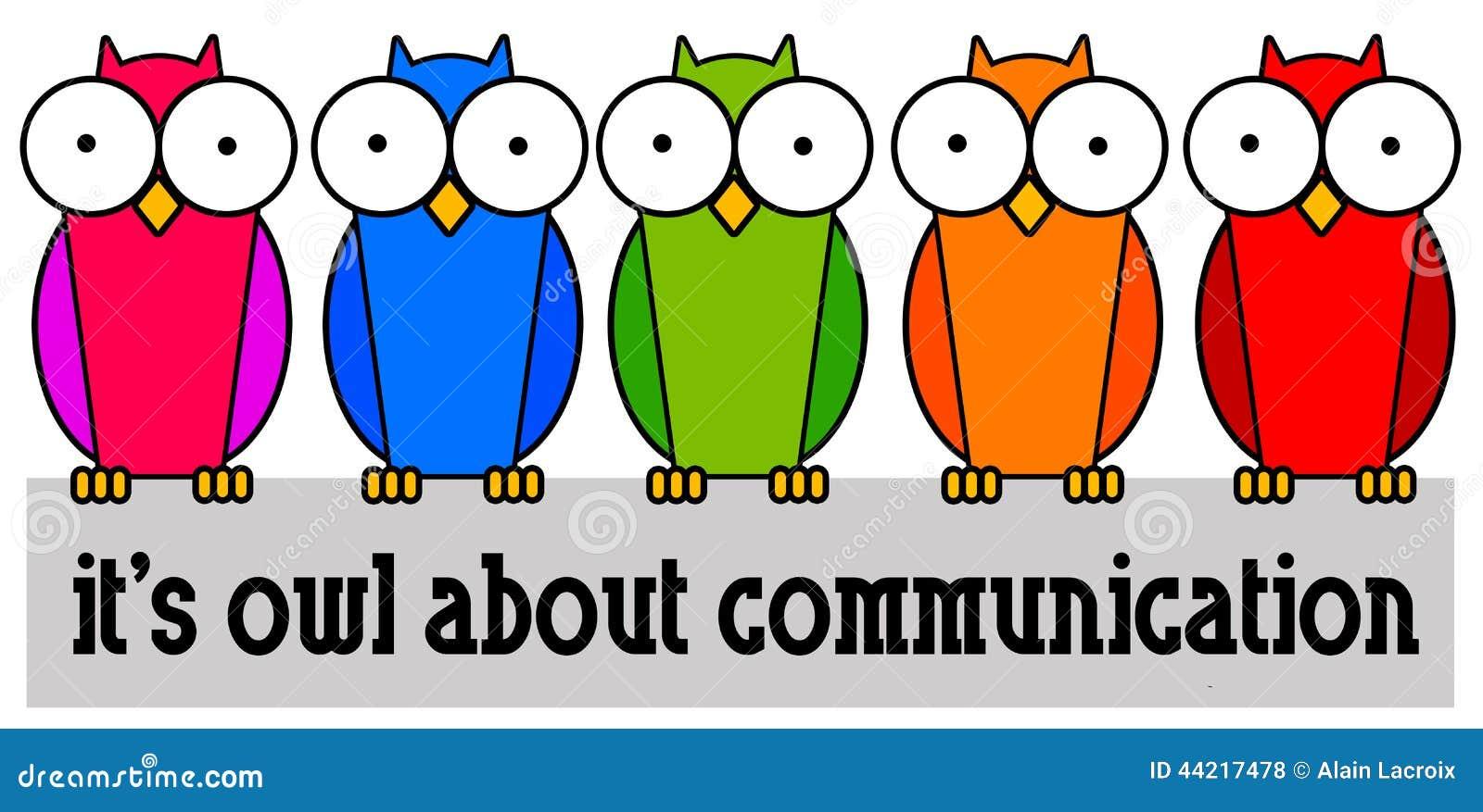 Uma comunicação do grupo