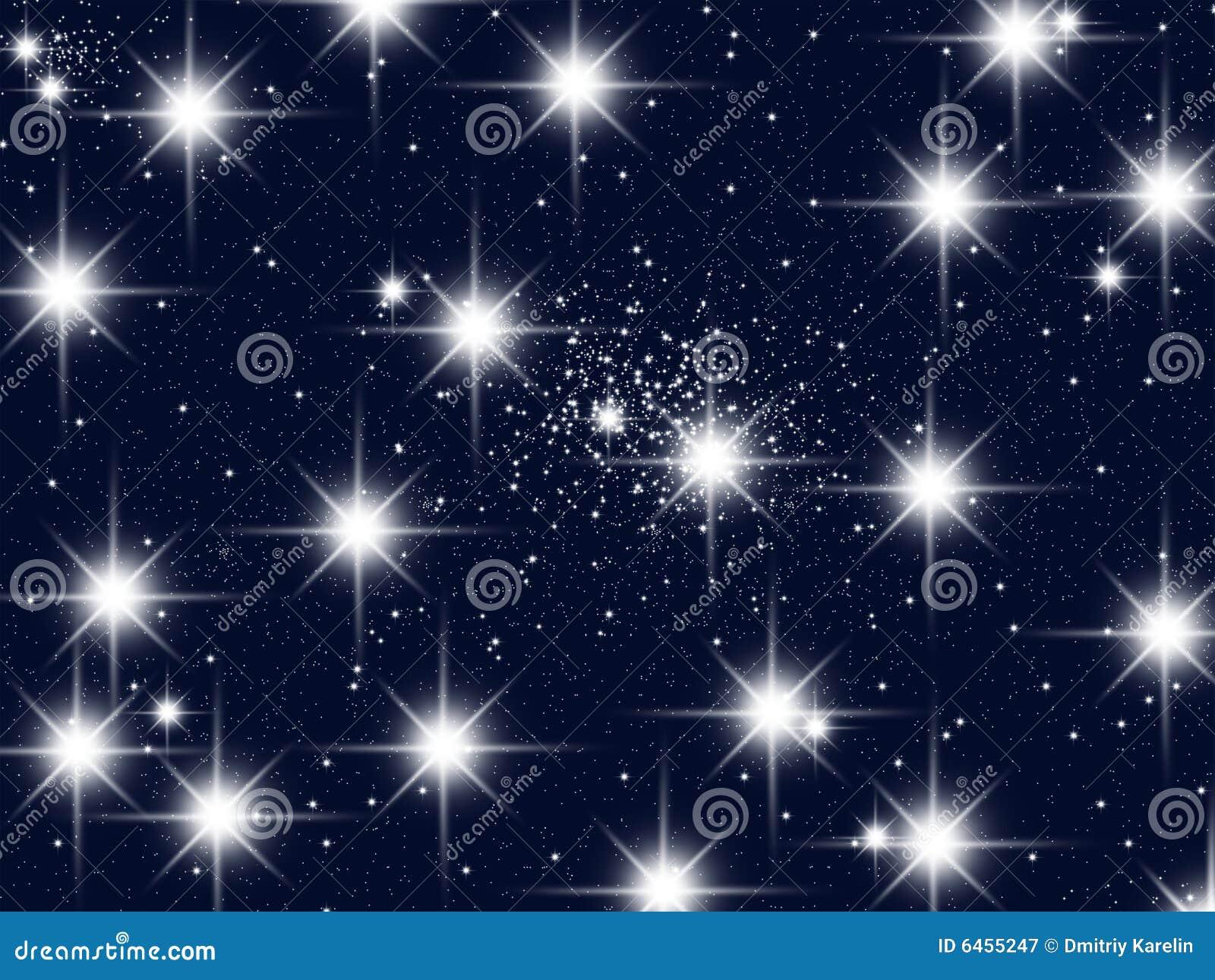 Uma congestão das estrelas