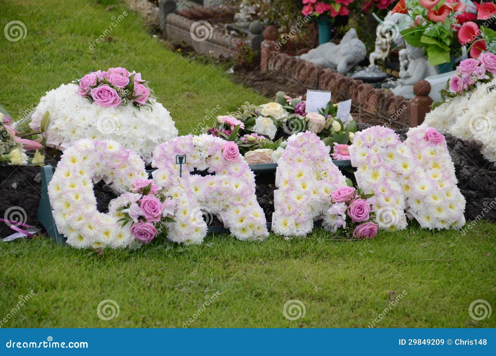 Grinalda floral