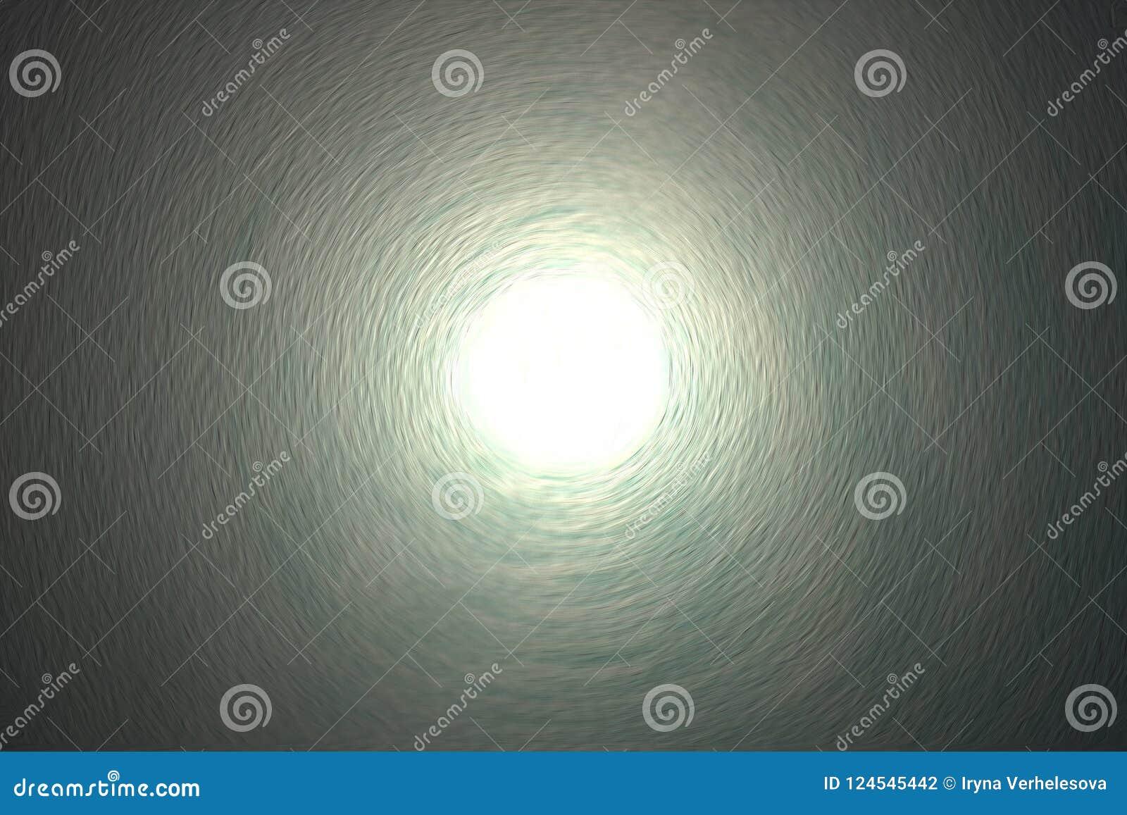 Uma luz na extremidade de um túnel