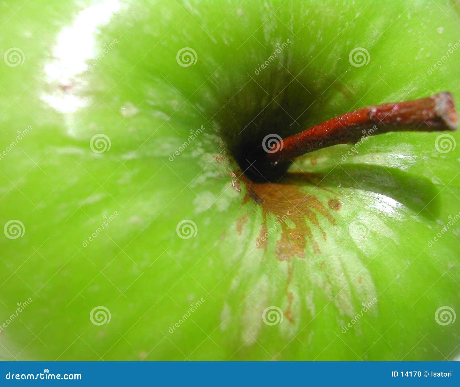 Uma maçã um o dia!