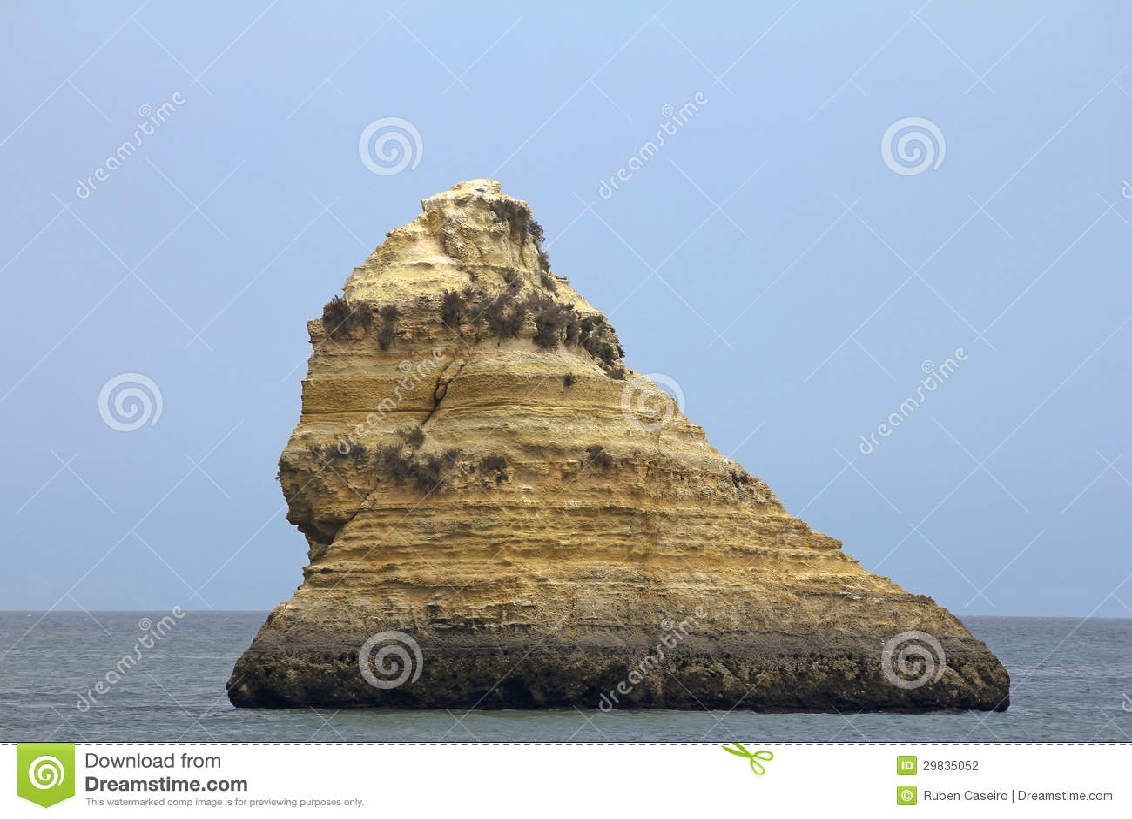 Rocha gigante