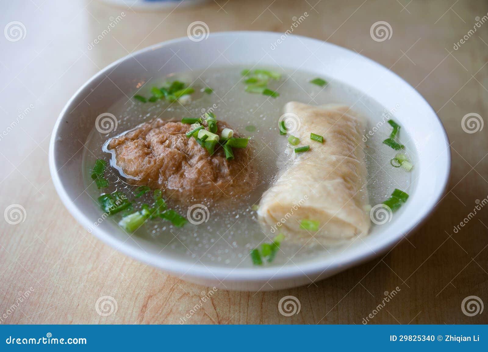 Sopa de Shanghai