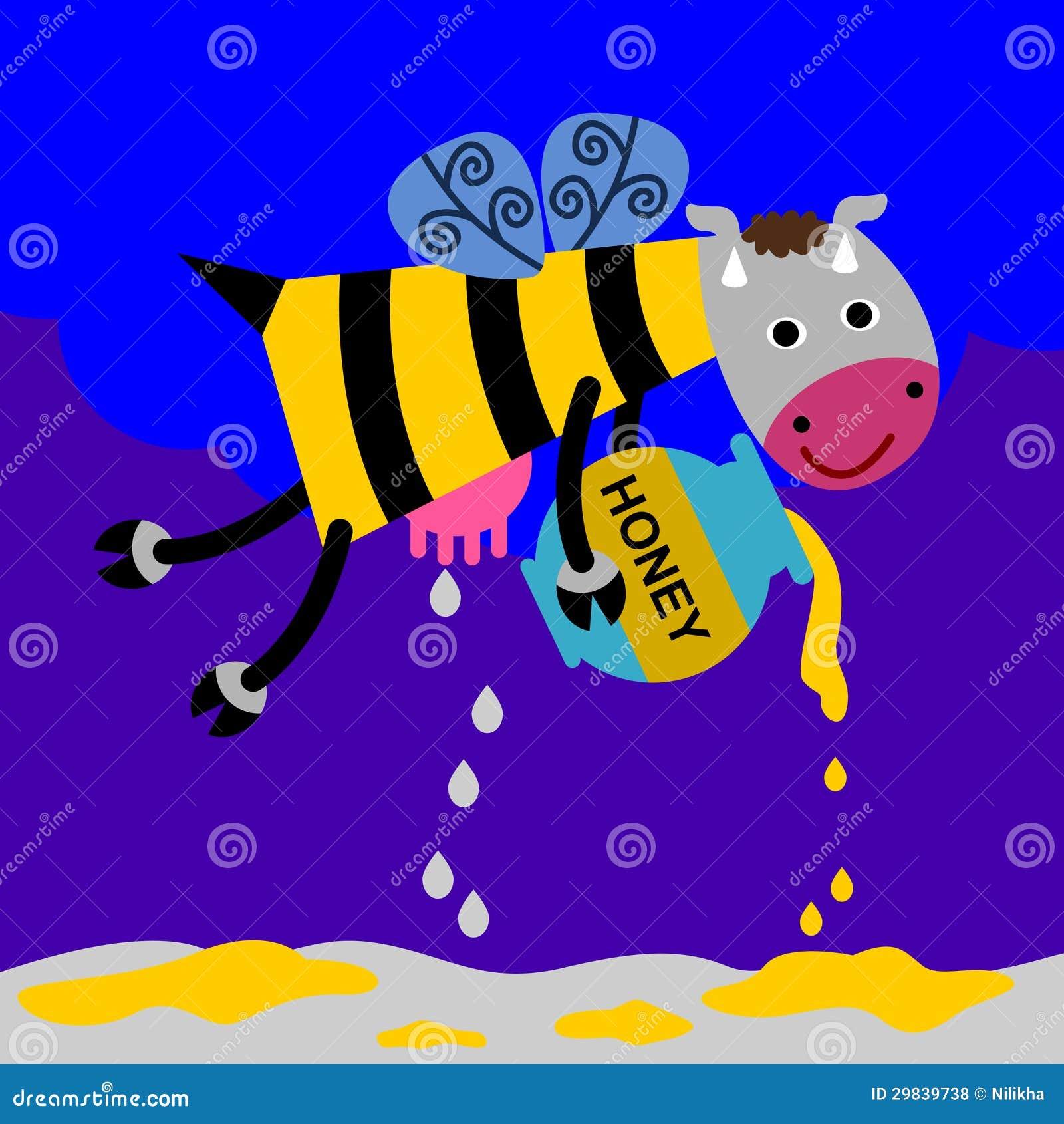 Abelha da vaca