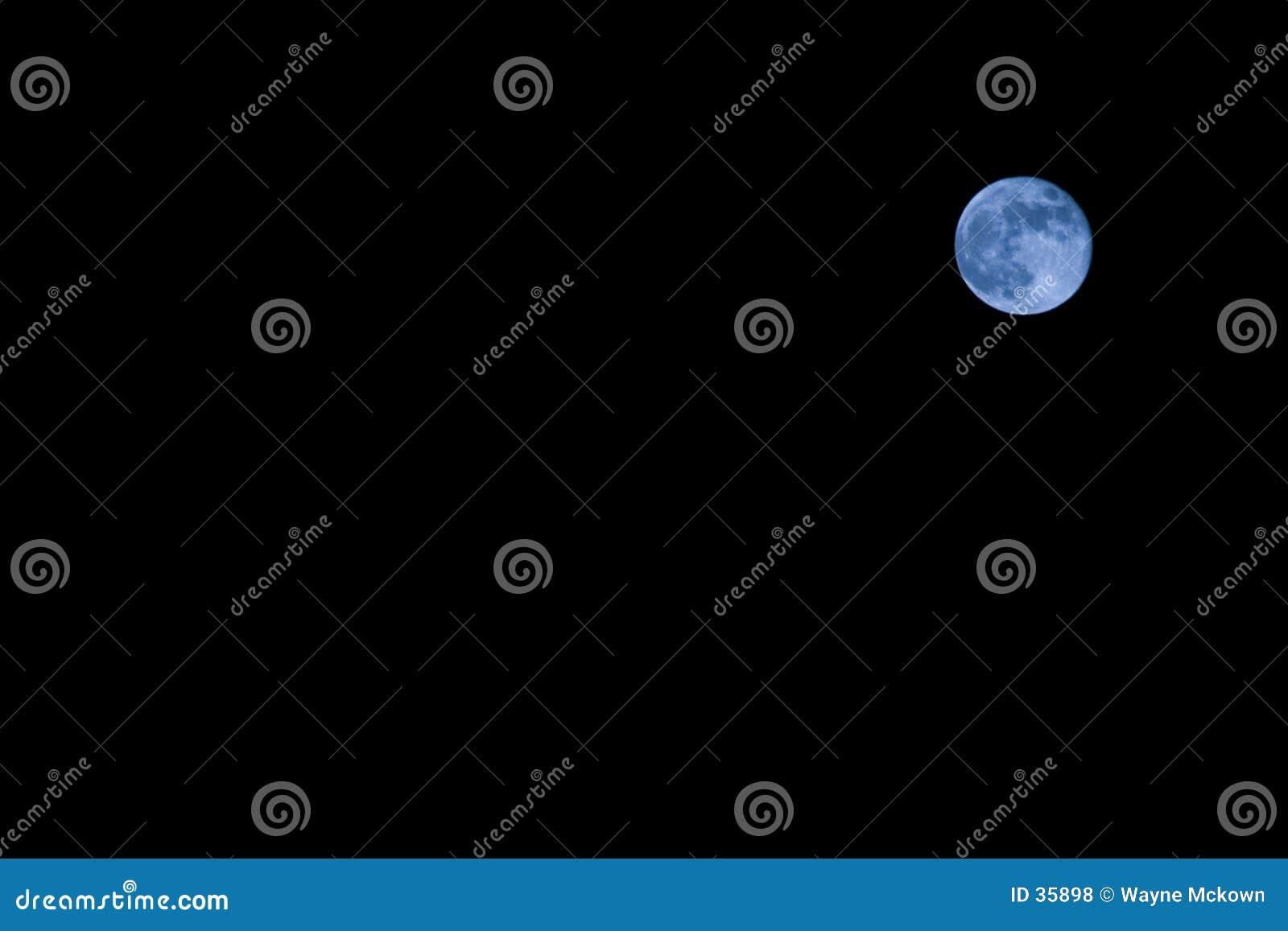 Uma vez em uma lua azul