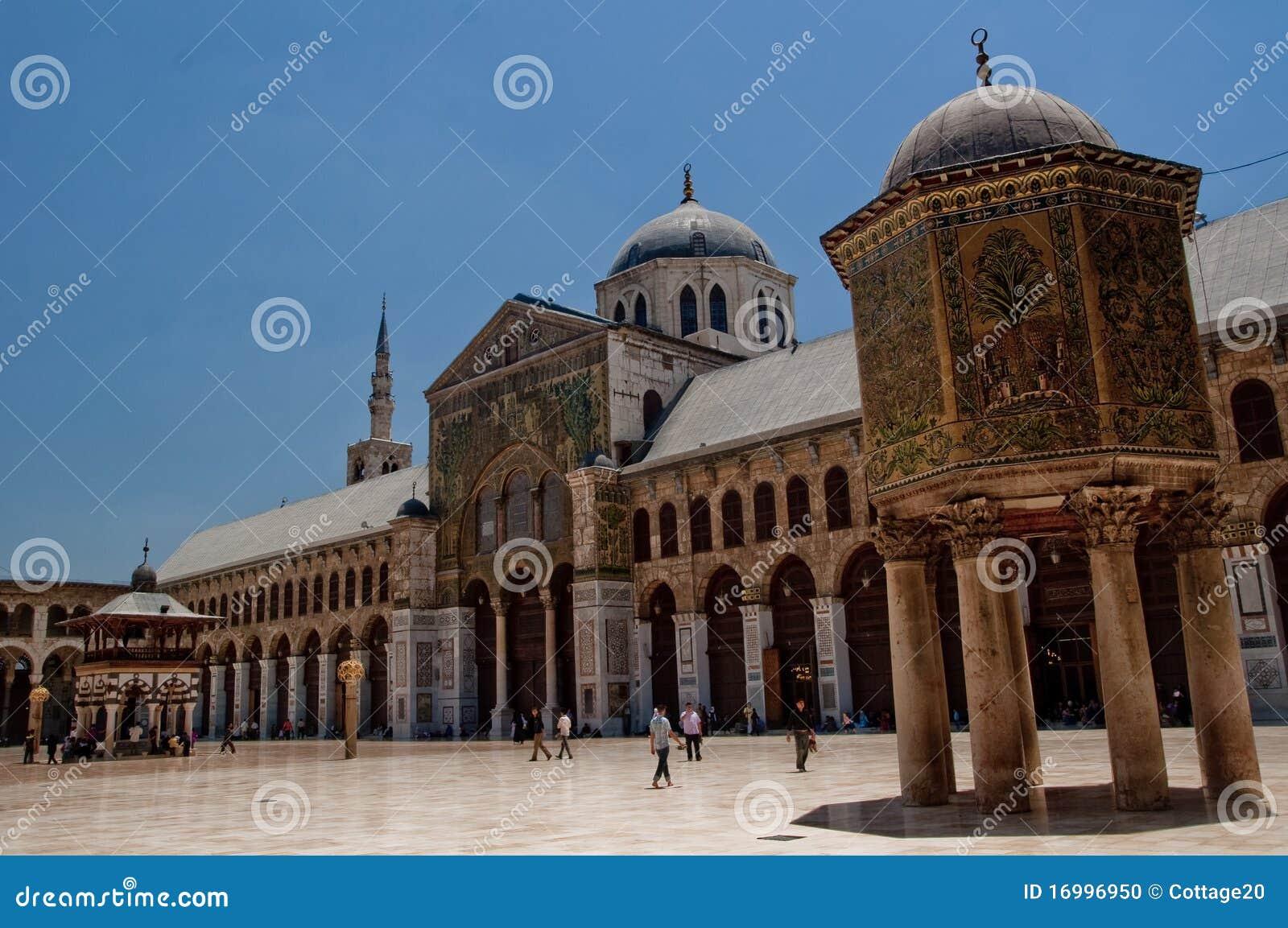 Umayad мечети damascus