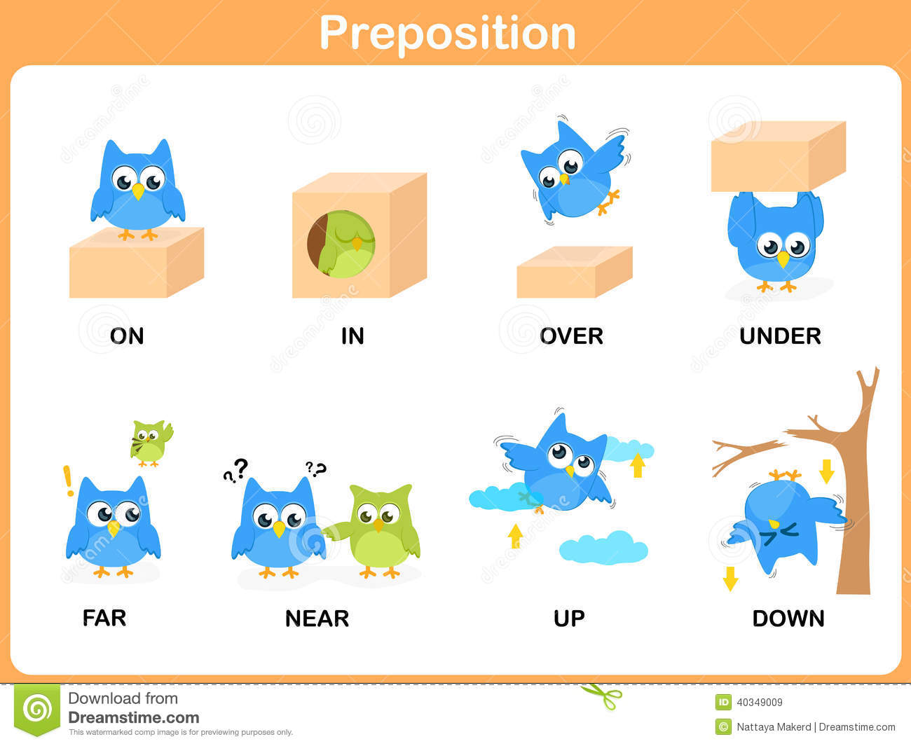 Worksheet Preposition For Kindergarten Wosenly Free Worksheet – Kindergarten Preposition Worksheets