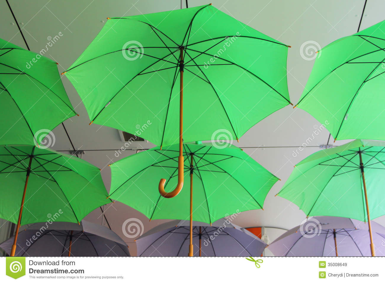 Umbrellas royalty free stock images image 35008649 for Colorful concepts interior design