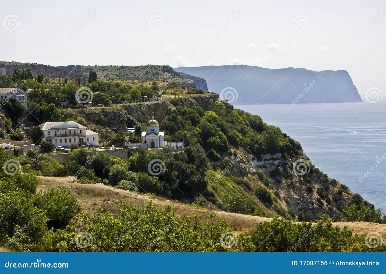 Umhang Fiolent, Krim