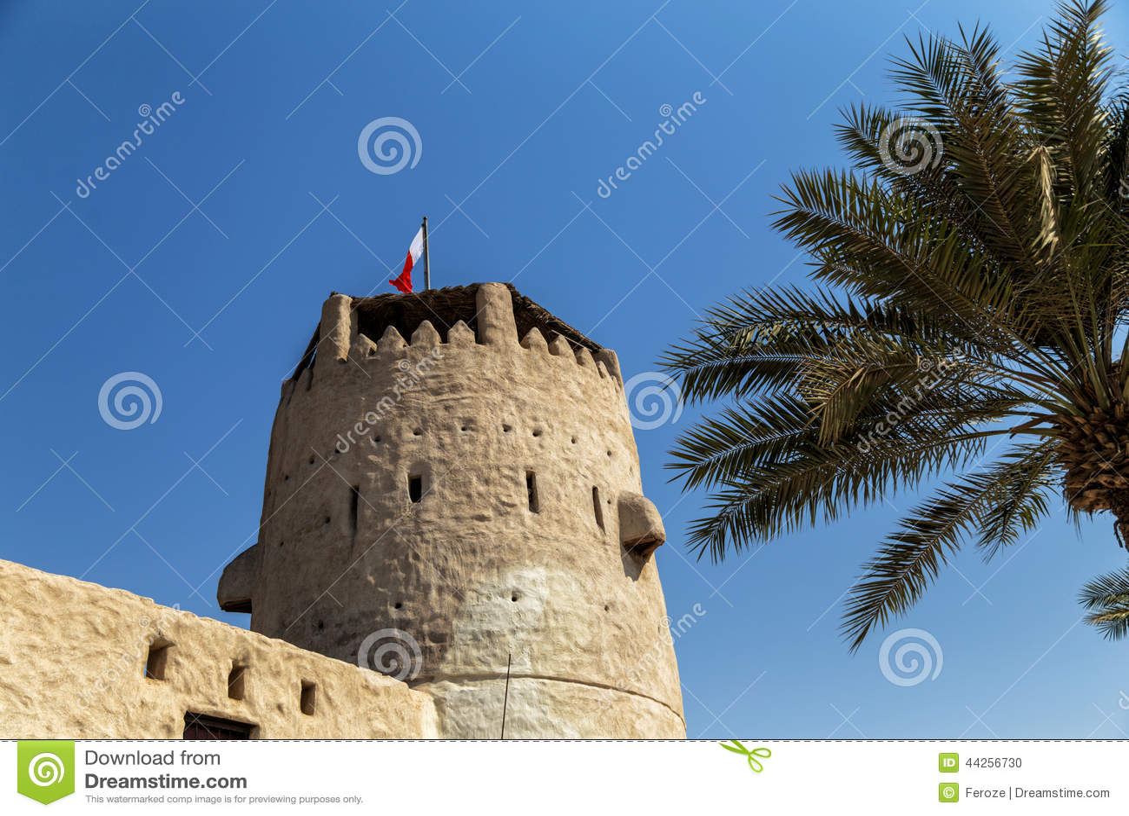 Umm Al Quwain Museum - gli Emirati Arabi Uniti