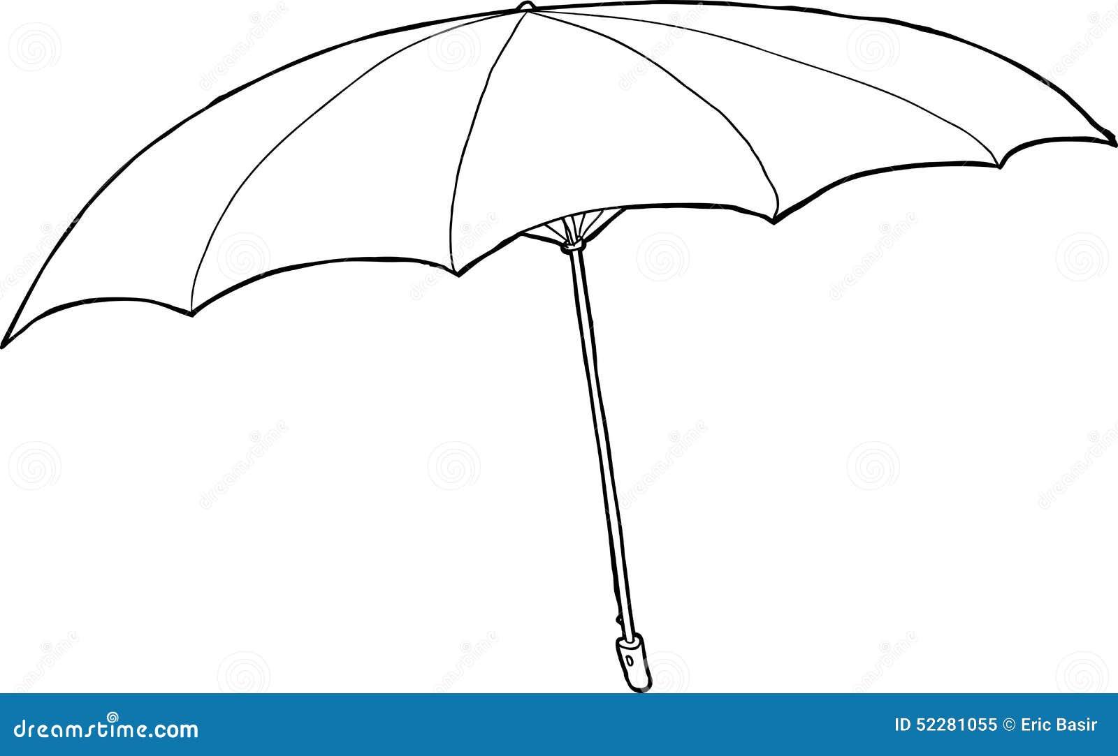 Erfreut Regenschirm Schablone Ideen - Bilder für das Lebenslauf ...