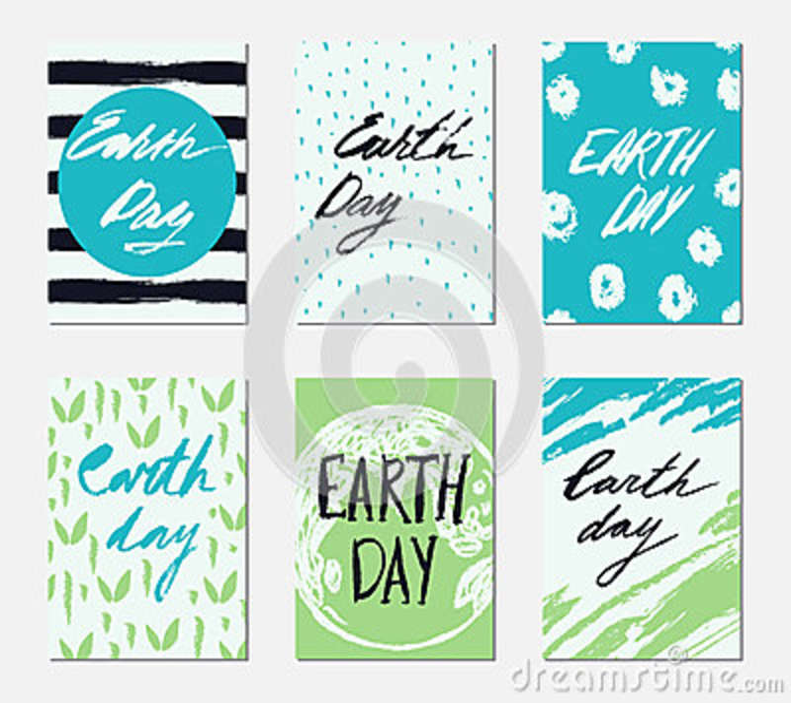 Umweltslogans, Sprechen Und Phrasen über Die Erde, Die Natur Und Das ...