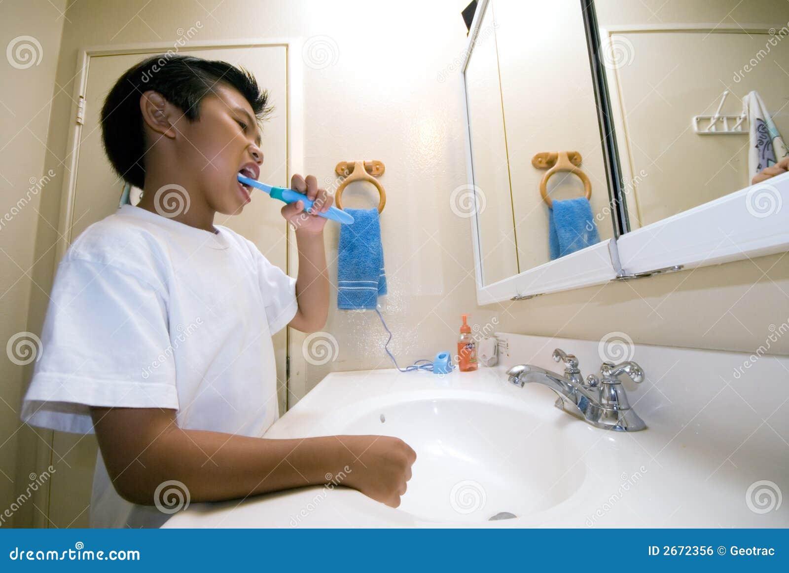 Umyć zęby.