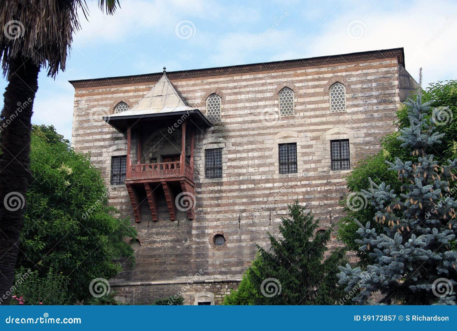 Un bâtiment en Sultan Ahmet Square