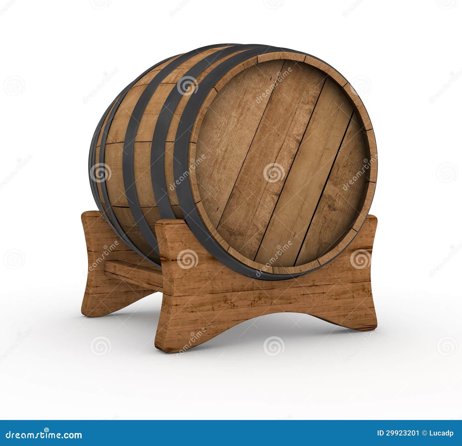 Barilotto di legno