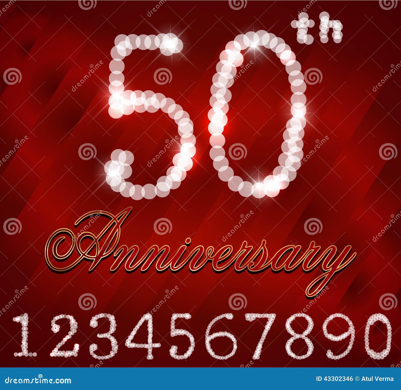 abbastanza Un Biglietto Di Auguri Per Il Compleanno Felice Da 50 Anni  DG72