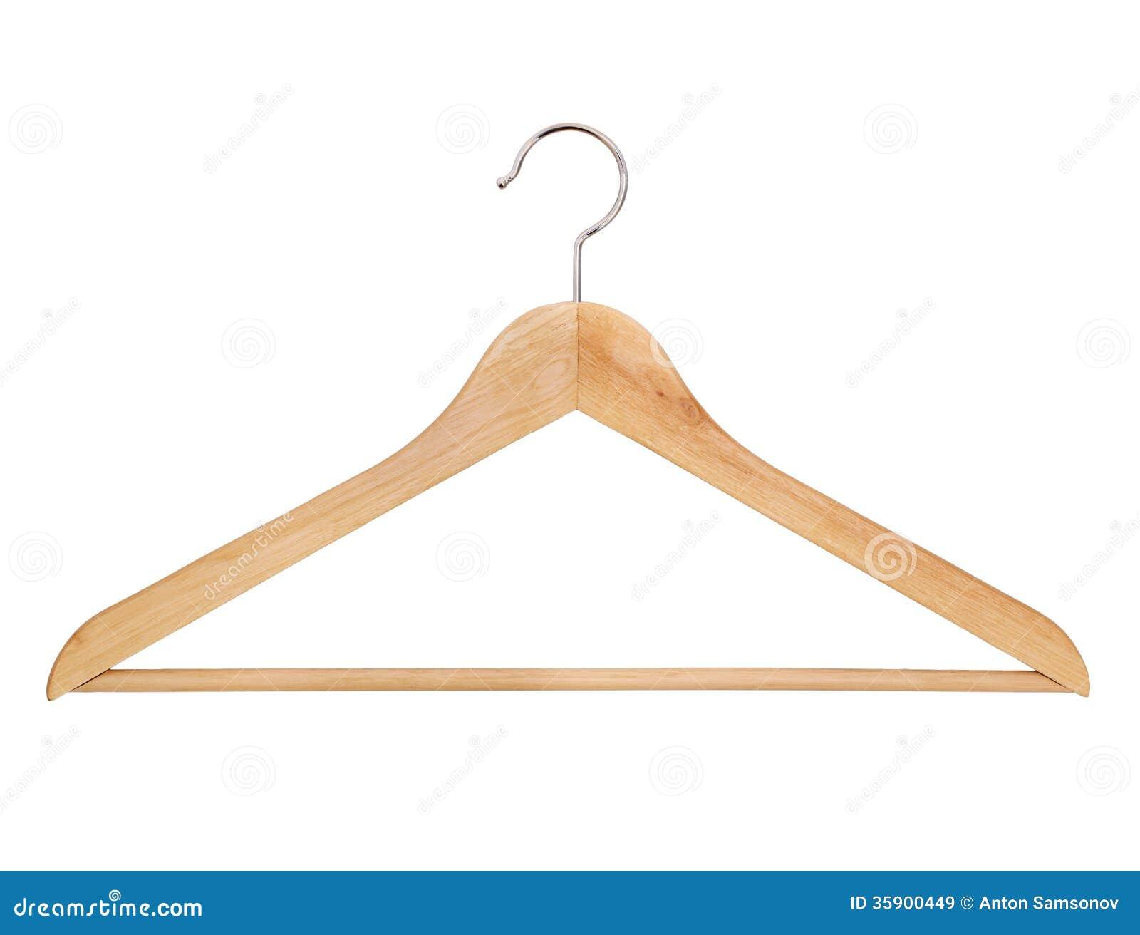 un cintre image stock image du coup domestique tissu 35900449. Black Bedroom Furniture Sets. Home Design Ideas