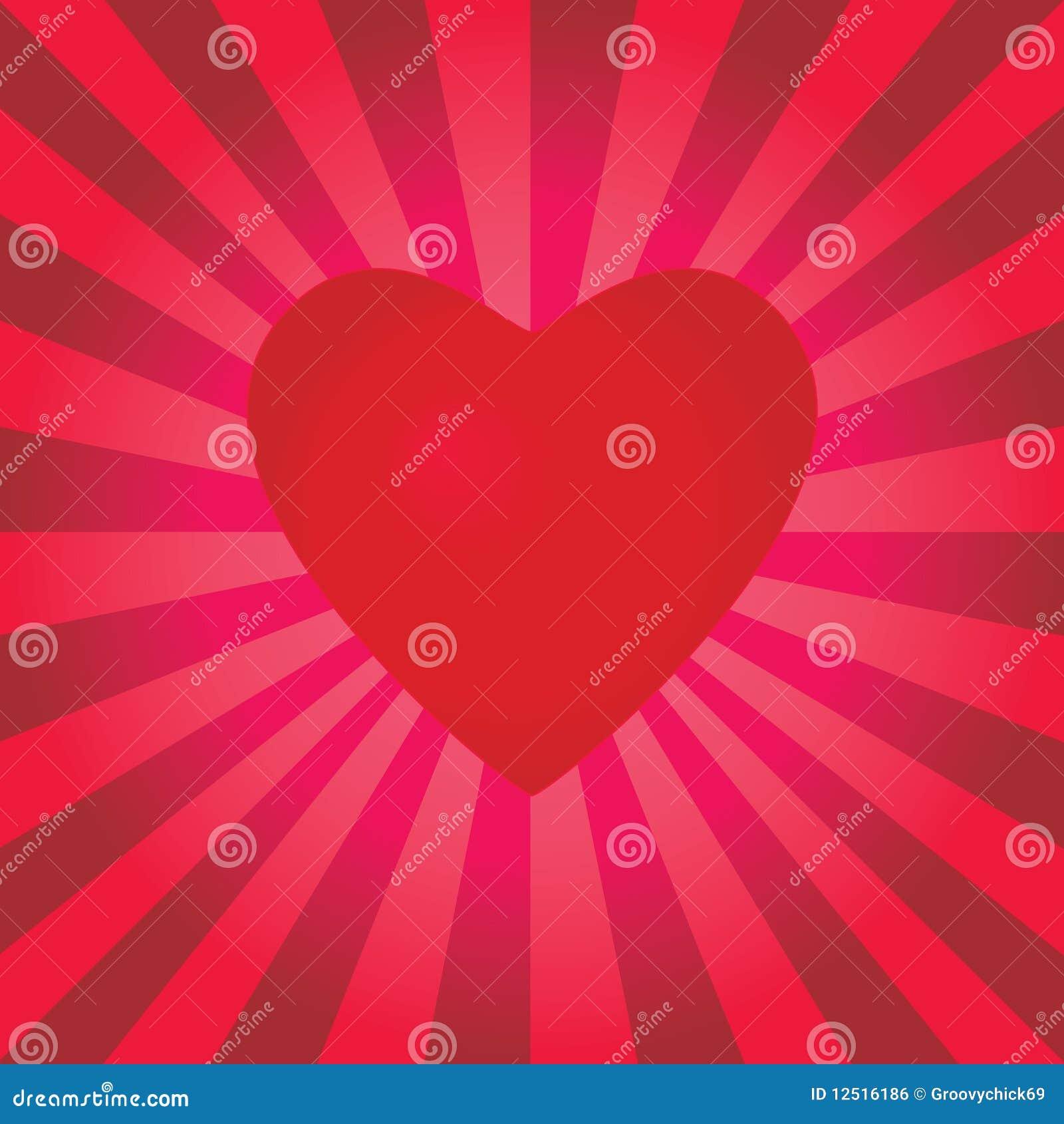 Un coeur de pulsation