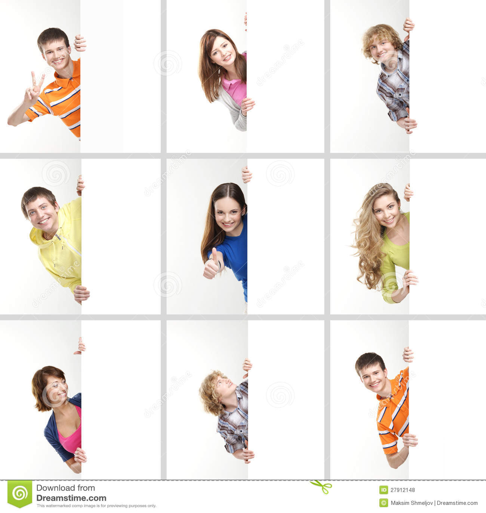 Los adolescentes de mierda los pulgares libres