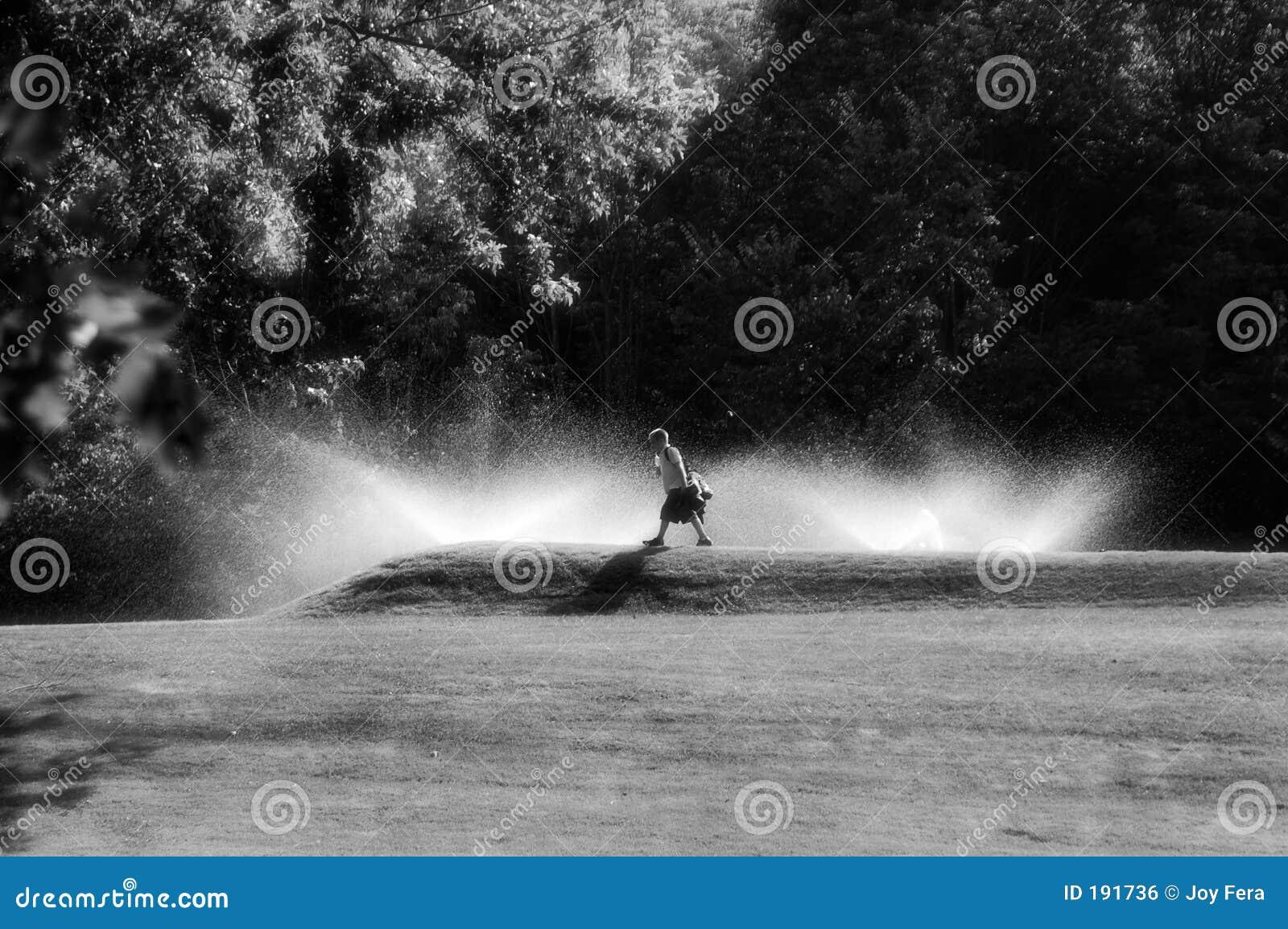 Un día al golf