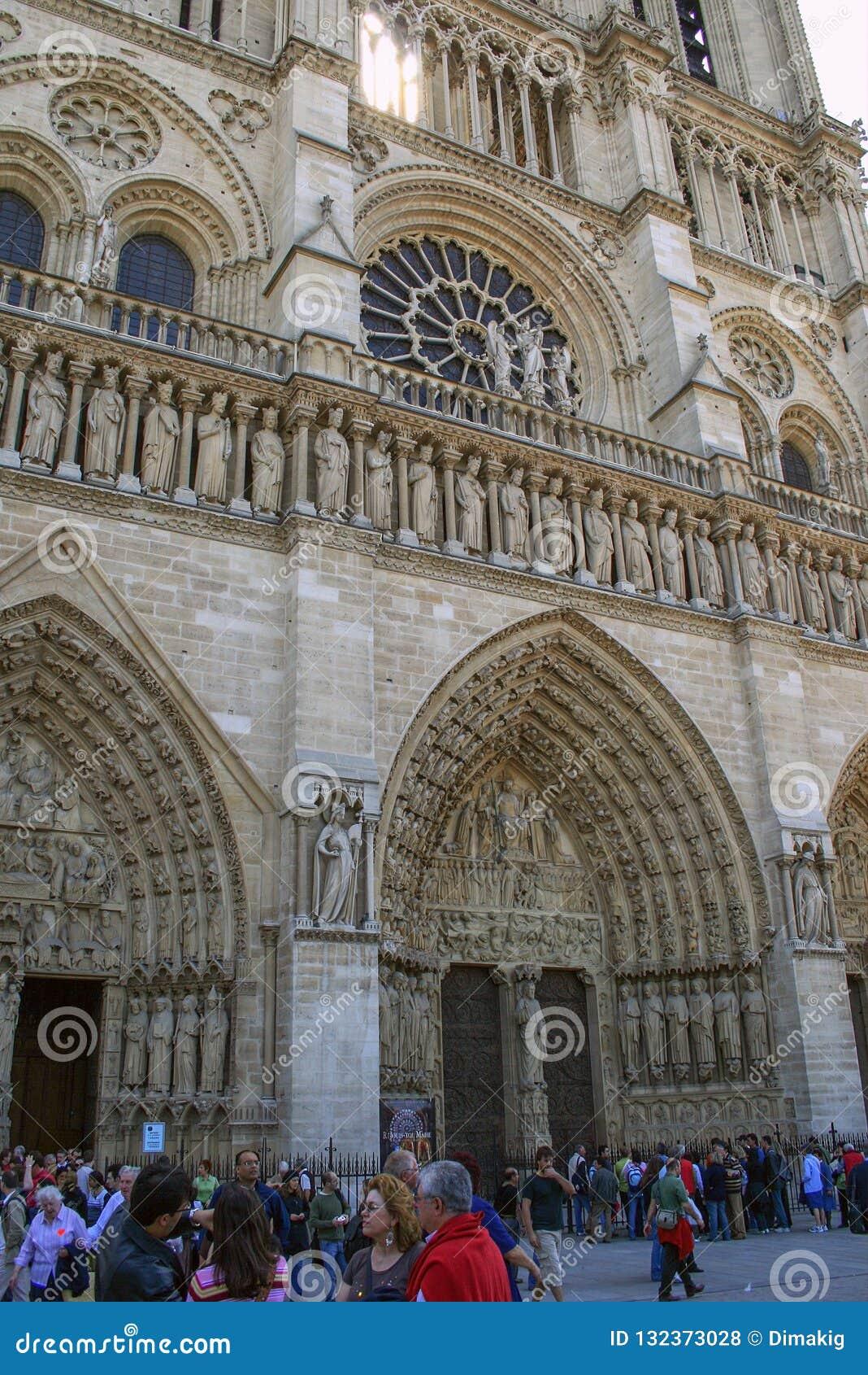 paris visites 2008