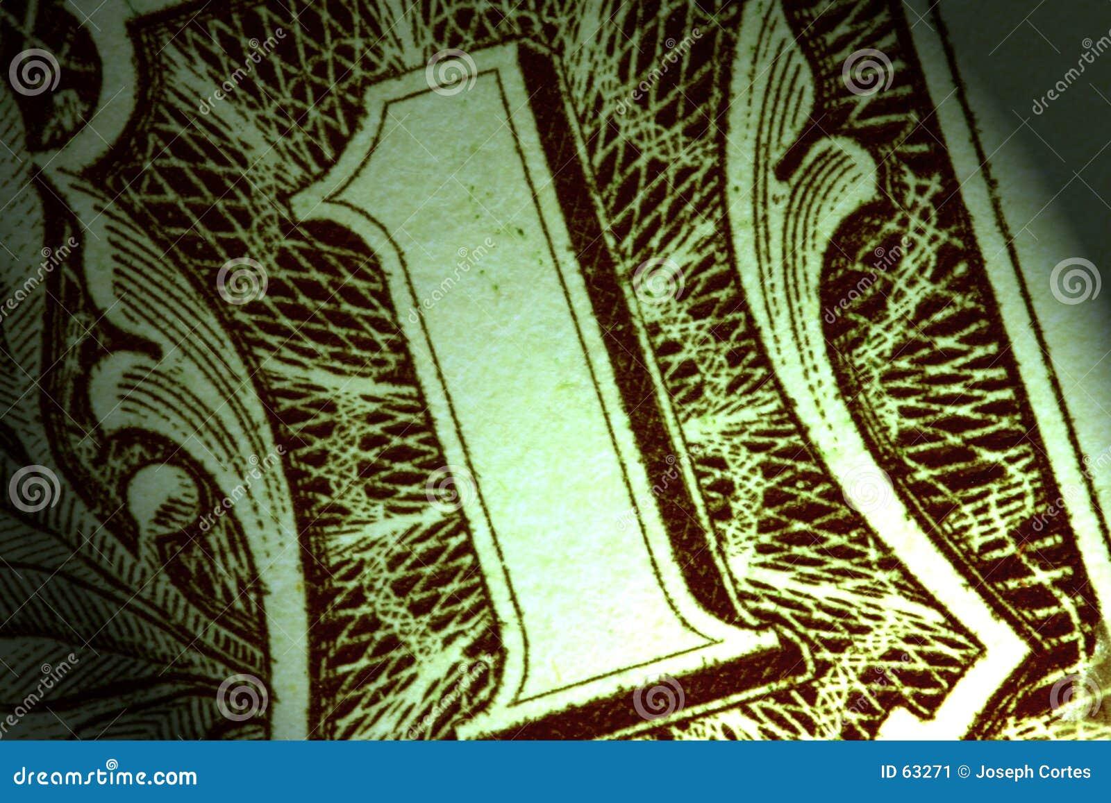 Download Un dollar image stock. Image du devises, épargne, amérique - 63271