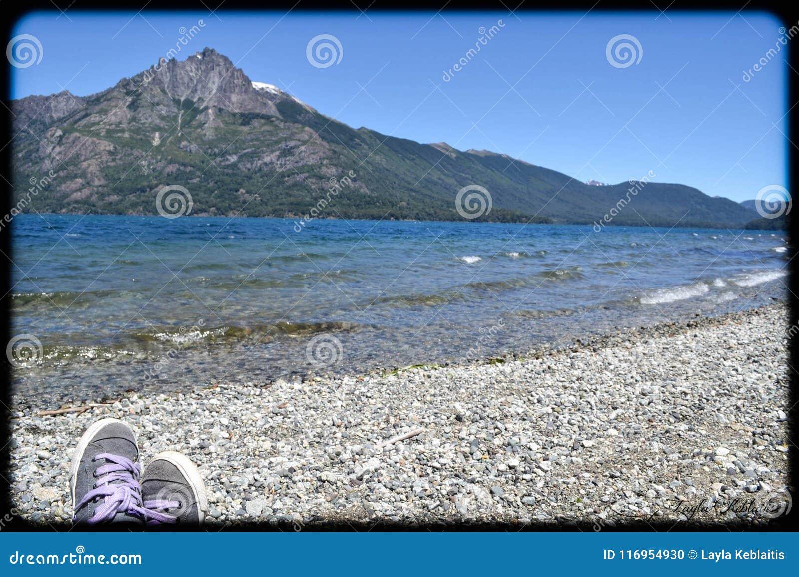 Un lago di pace