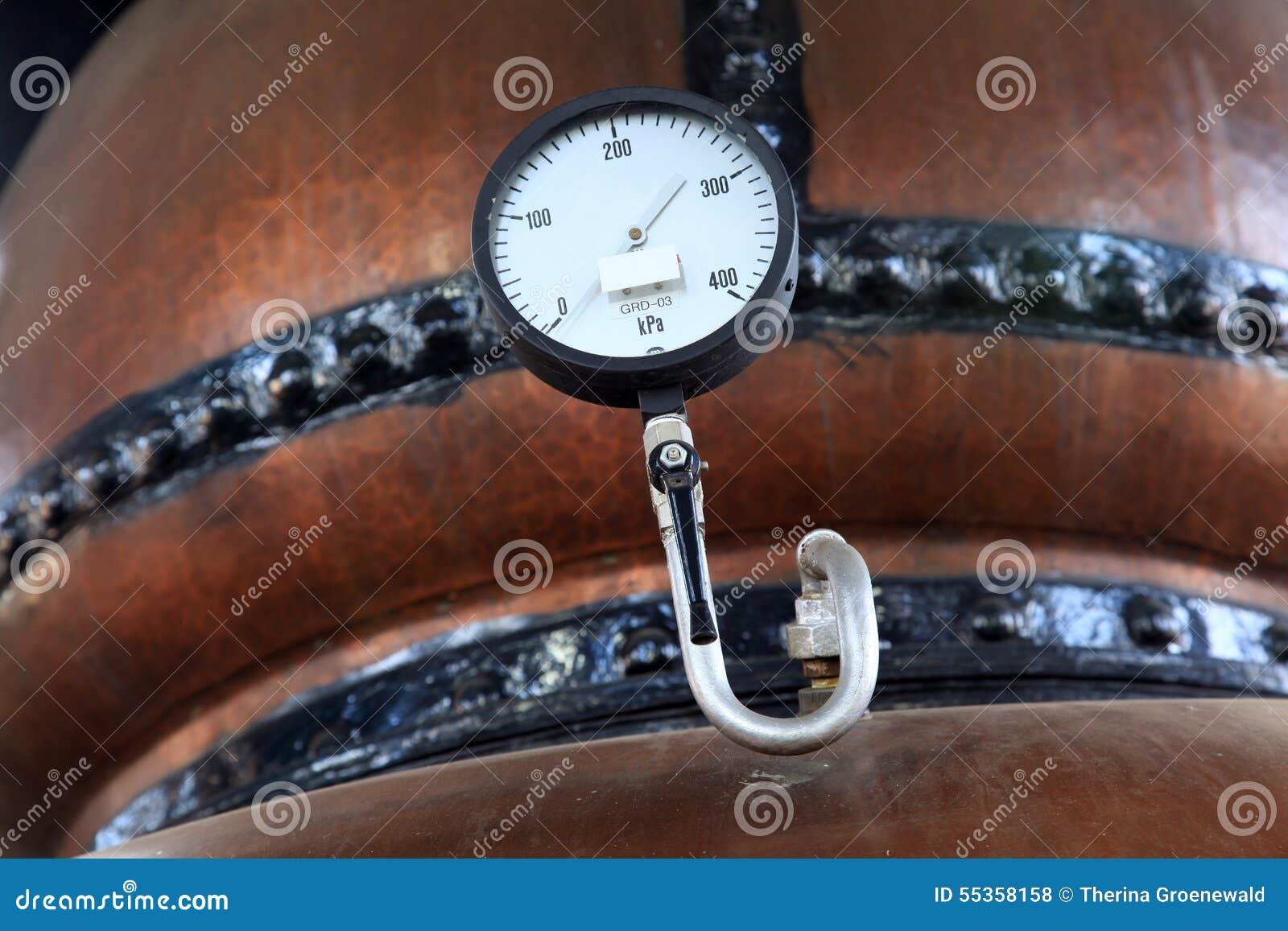 Un manometro di due pressioni