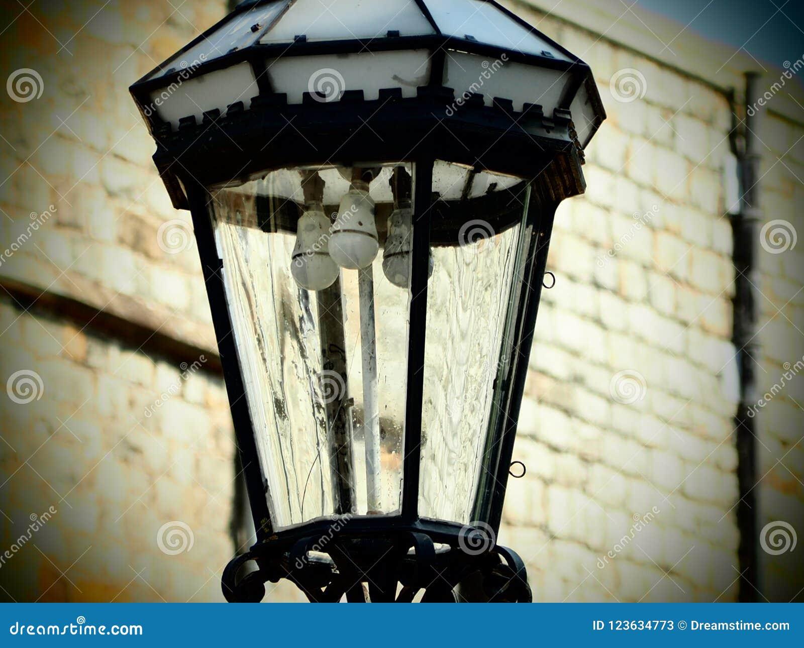 Un monologo del ` s della lampada