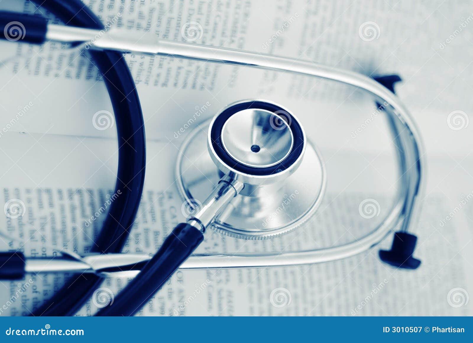 Un outil médical - stéthoscope